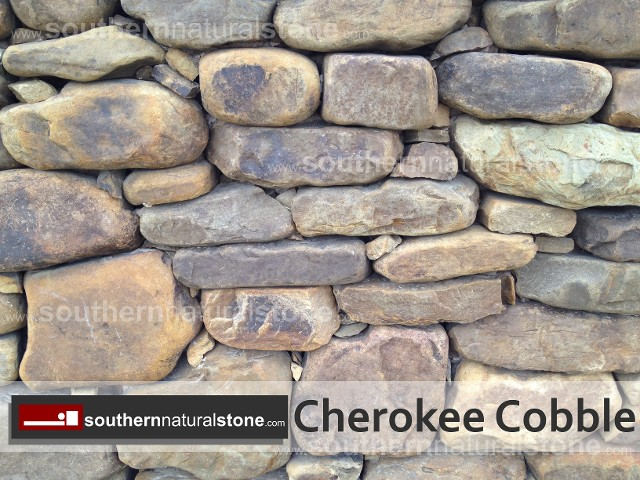 Southern Natural Stone : Texas flagstone full veneer builder stone delivery