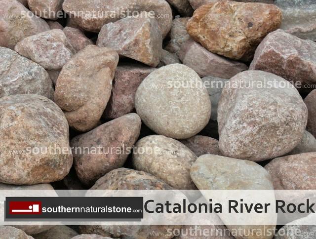 Mexican beach pebbles river rock landscape stones for Landscaping rocks corpus christi