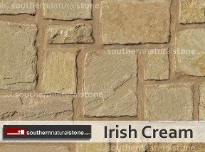 Thin Veneer Chopped Natural Stone, Irish Stone