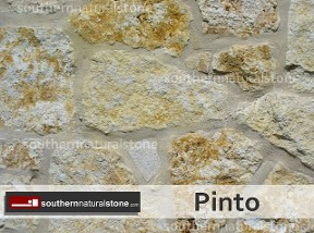 Builder Stone, Natural Face, Pinto