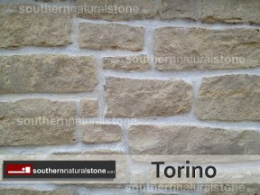 Thin Veneer Chopped Natural Stone, Torino Stone